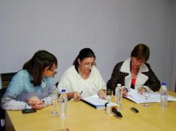 Firma del convenio entre UNPA y la Subsecretaría de la Mujer