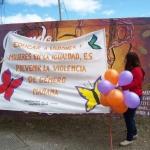 imagen de bandera de la Subsecretaría de la Mujer
